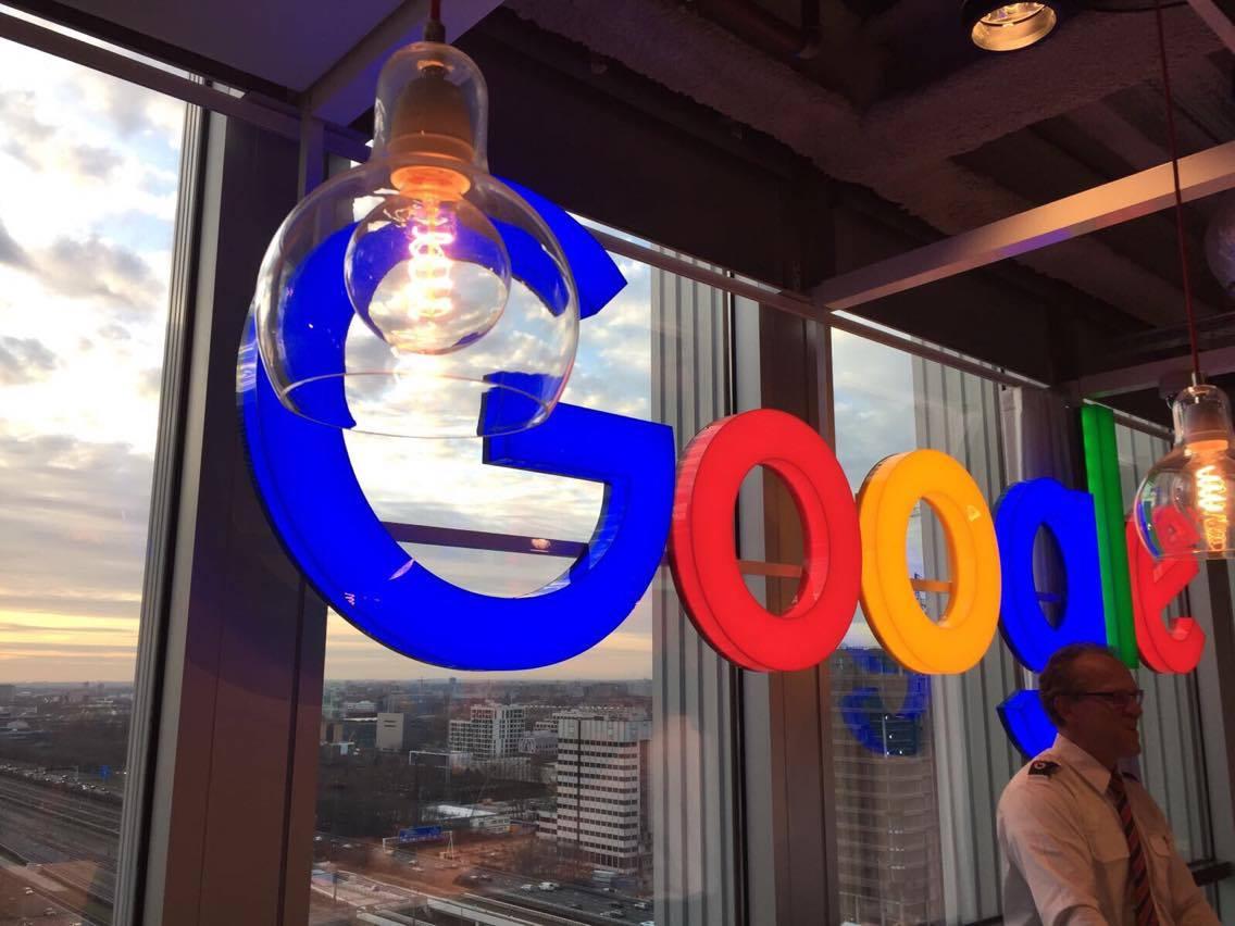 Een dagje buurten bij Google