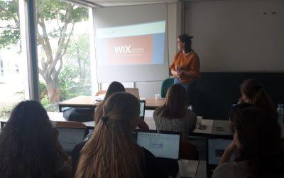 Wix workshop