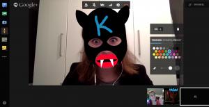 vergadering Kweek Google Hangout