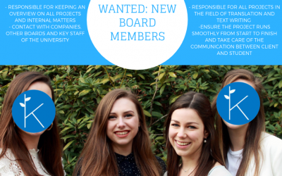 Kweek is looking for two new board members!