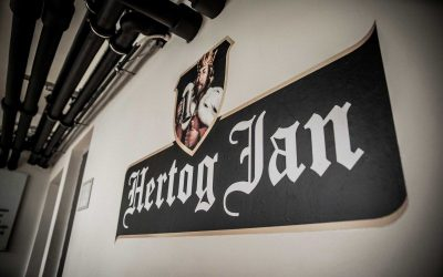 Company visit Hertog Jan
