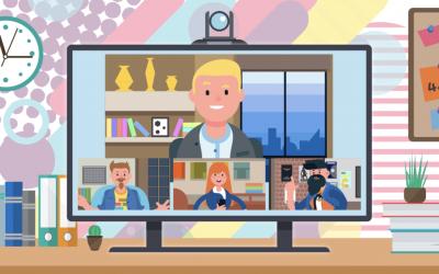 Online colleges, presentaties en meetings: handige tips & tools!